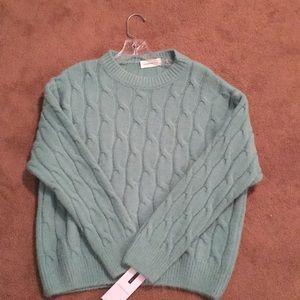 Goodnight Macaroon Sweater - seafoam